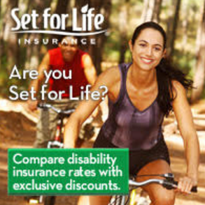 Set for life bike