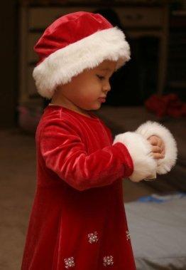 little ms santa claus