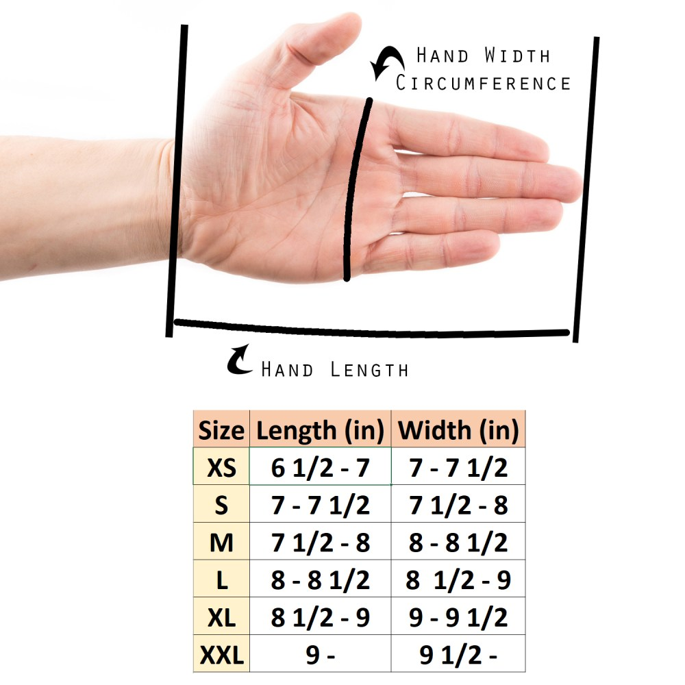 Gloves Measurement