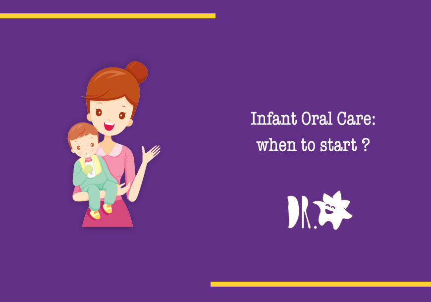 Oral Care and Health in Infancy