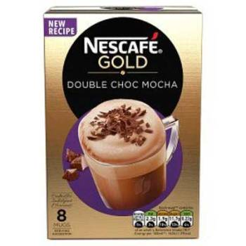 Nescafe Gold Double Choca Mocha, 23g