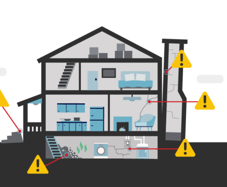 Common Indicators Of Foundation Damage In Your Michigan Home