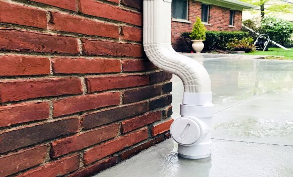 Gutter Downspouts & Extensions