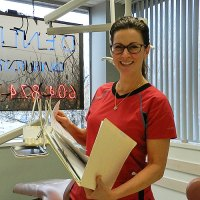 Michelle, Certified Dental Assistant at Dr. Yoshida Family & Cosmetic Dentistry, Vancouver