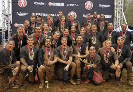 Dry Pro Participates in Second Annual Spartan Race!