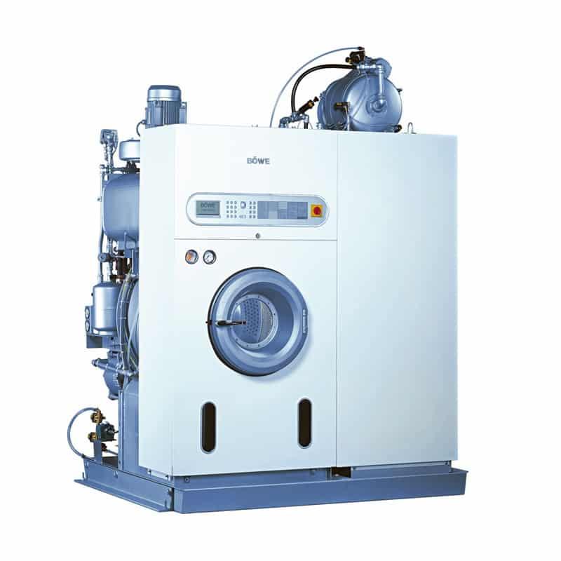 Böwe P12 Kuru Temizleme Makinesi