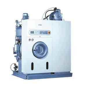 Böwe P18 Kuru Temizleme Makinesi
