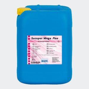 SECAPUR MEGA PLUS Perkloretilenli Sistemler için Kuru Temizleme Deterjanı ve Kuvvetlendiricisi