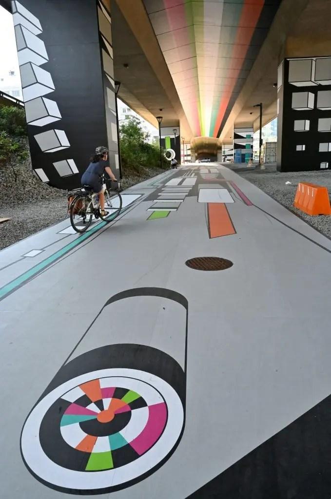 Premier Graphics uses Drytac films to bridge the gap on innovative art installation