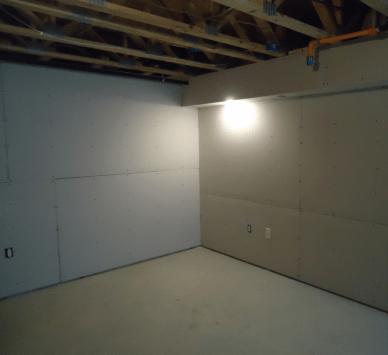 vancouver BC drywall repair basement
