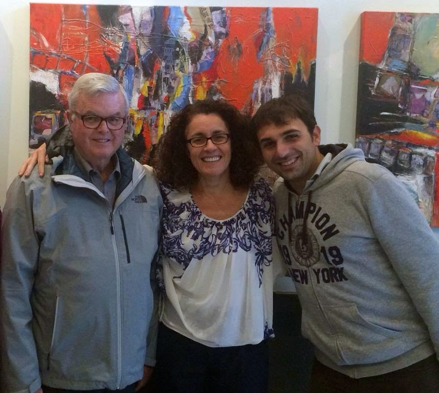 Lucia Soares Cevidanes, James Alyn McNamara, Zecca Piero Antonio