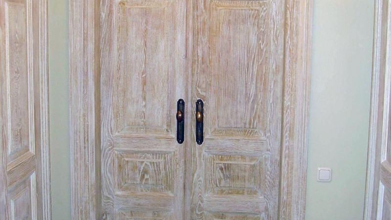 Drzwi wewnetrzne na wymiar drewniane