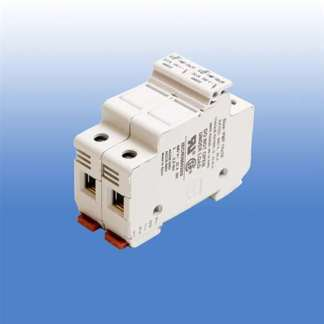 2 POLE FUSE HOLDER FOR CLASS CC FUSES