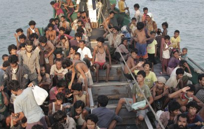 Climate Change induced Migration