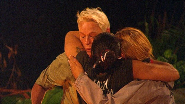 Kuschelcamp mit Brigitte Nielson, Radost und Jazzy