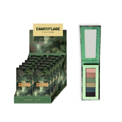 *30461 MAGIC STUDIO Camouflage mini palette