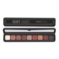 *42005 IDC Magic Studio Soft eyeshadow palette - Smooth texture