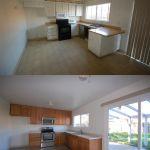 budget rental kitchen remodel