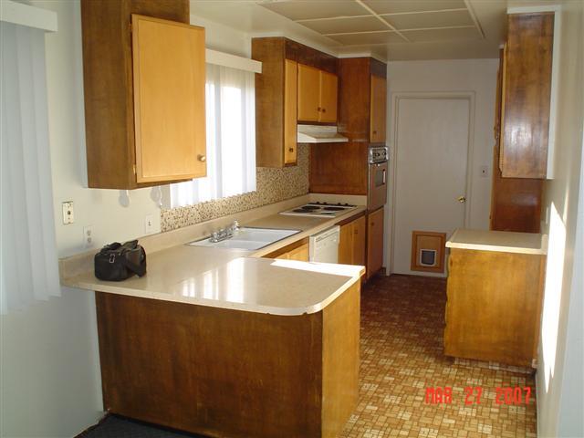 fairfield remodel kitchen before