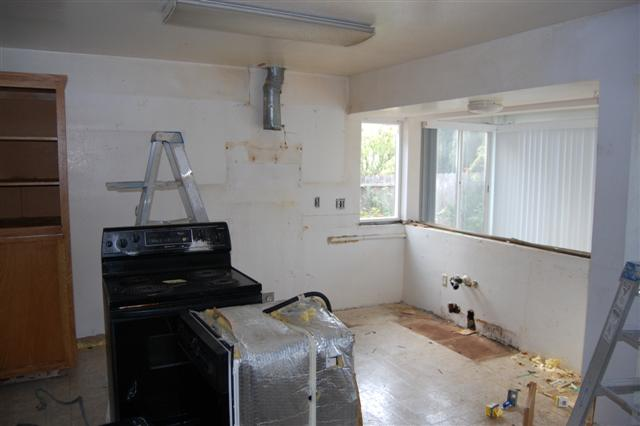 fairfield renovation kitchen before