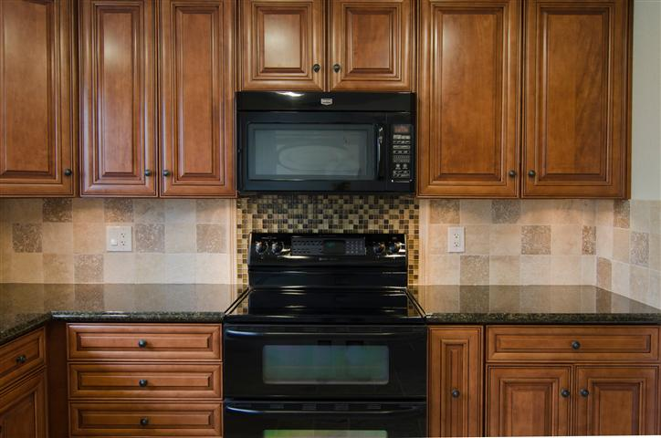 range backsplash