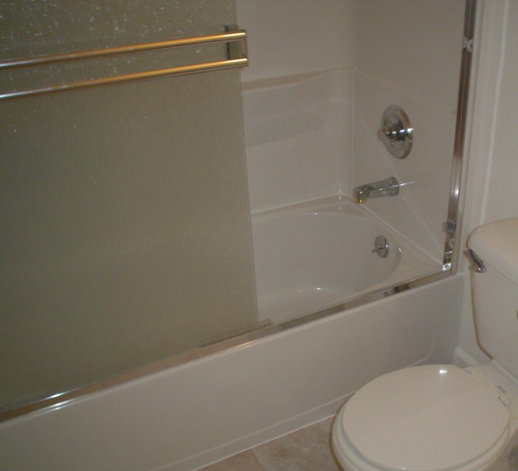 sterling vikrell tub shower