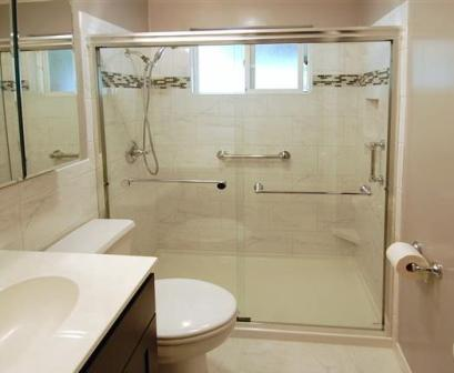 tub to shower conversion fairfield ca after