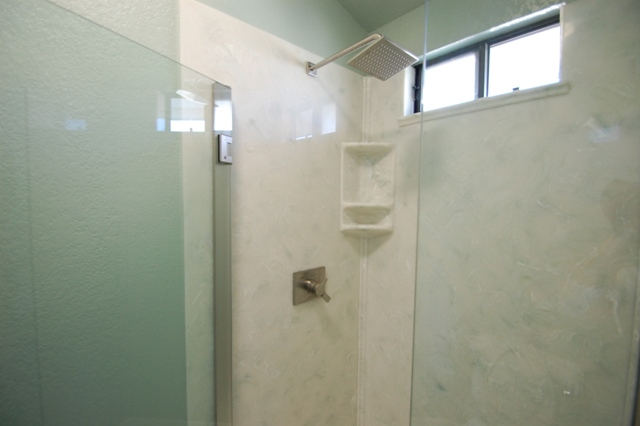 Cultured Onyx Shower