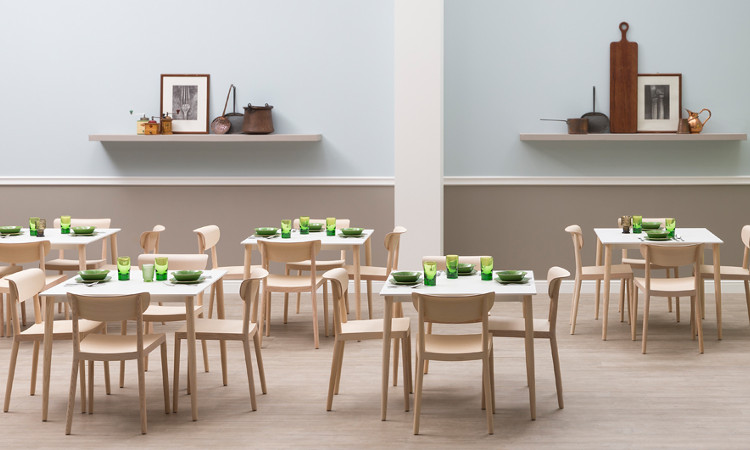 Soggiorno produciamo e rivendiamo direttamente in tutta italia set di tavoli e sedie per arredo ristorante, arredo pub,. Arredare Un Locale I Progettisti Le Tendenze E I Giusti Materiali Dsedute