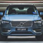 Voty 2020 Luxury Suv Of The Year Volvo Xc90 T8