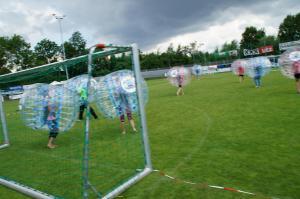 Bubble Soccer Turnier 2017