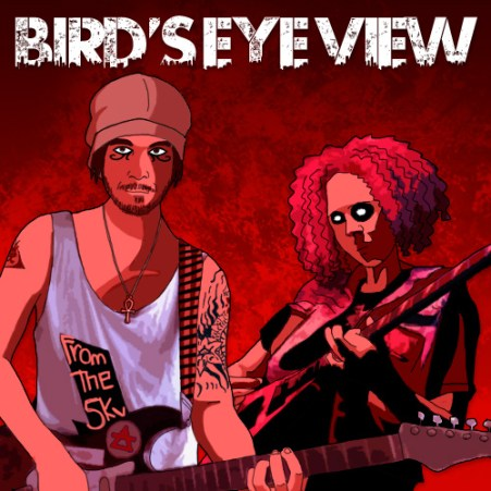 """Promotional image for track """"bird's eye view"""" by matek."""