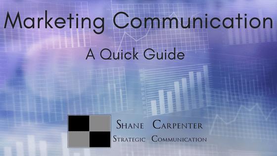 Marketing communication quick guide