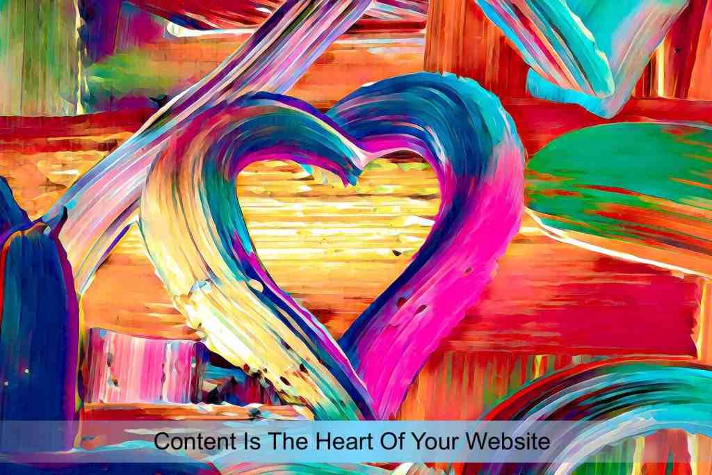Content-Website