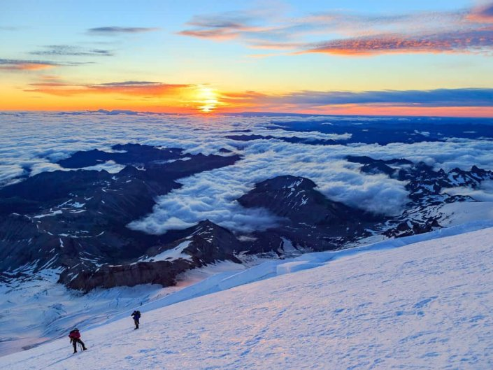 12,000 ft Sunrise
