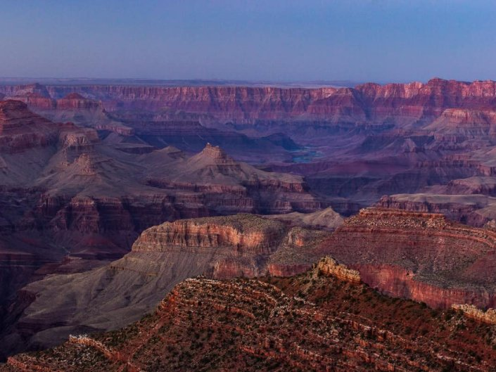 Canyon Up Close