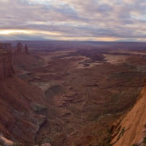 Canyonlands Vista Point