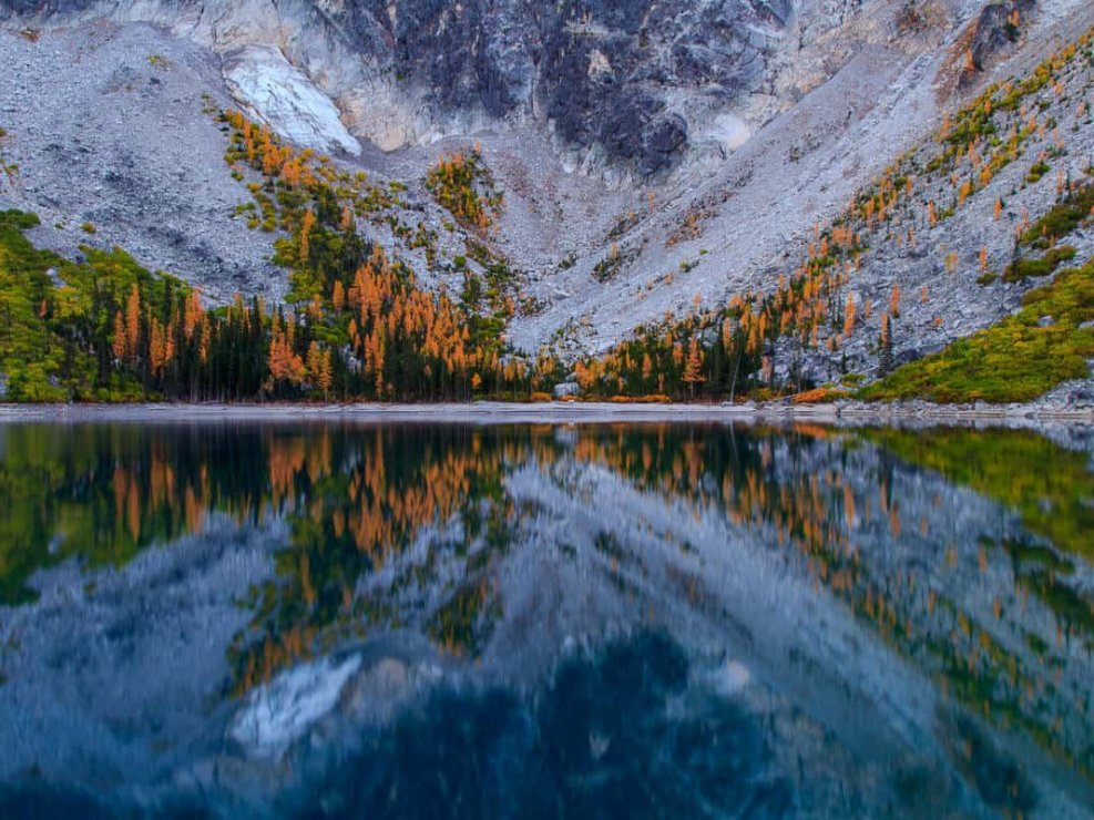 Colchuck Lake Larches