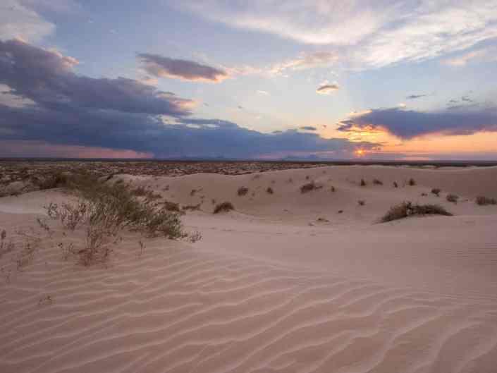 Gypsum Sands