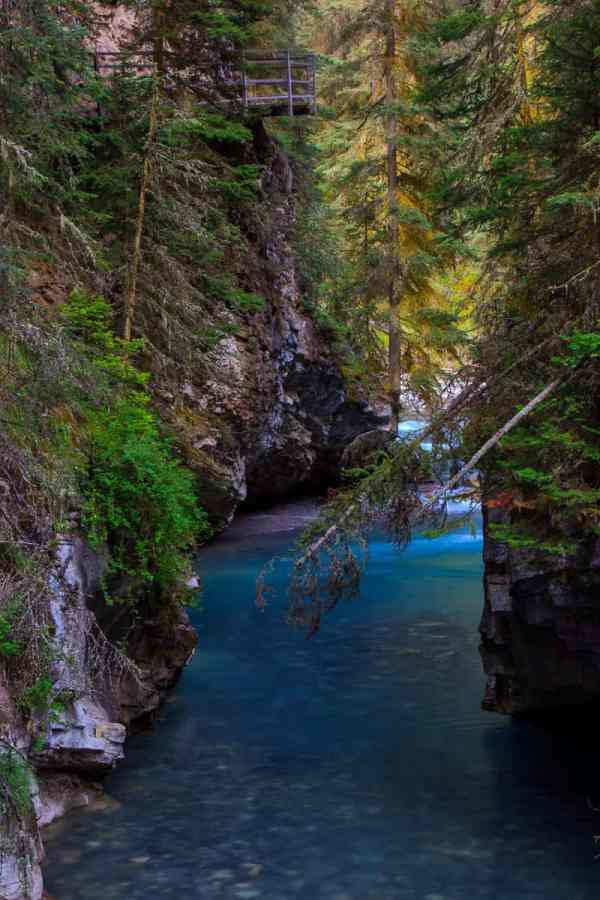 Johnston Canyon Catwalk