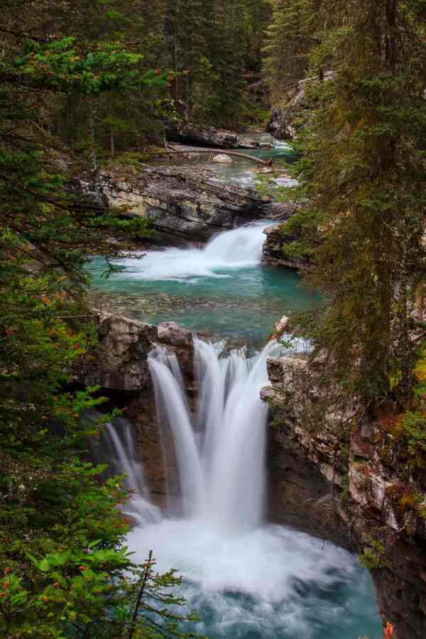 Johnston Creek Falls