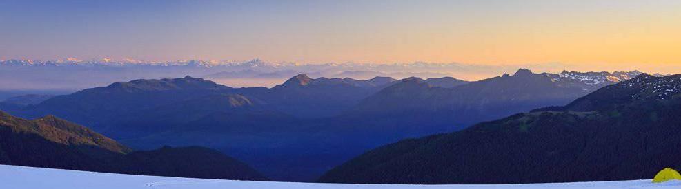 North Cascades Panoramic