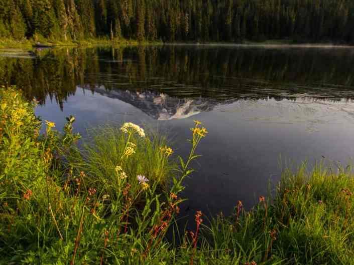 Reflection Lakes