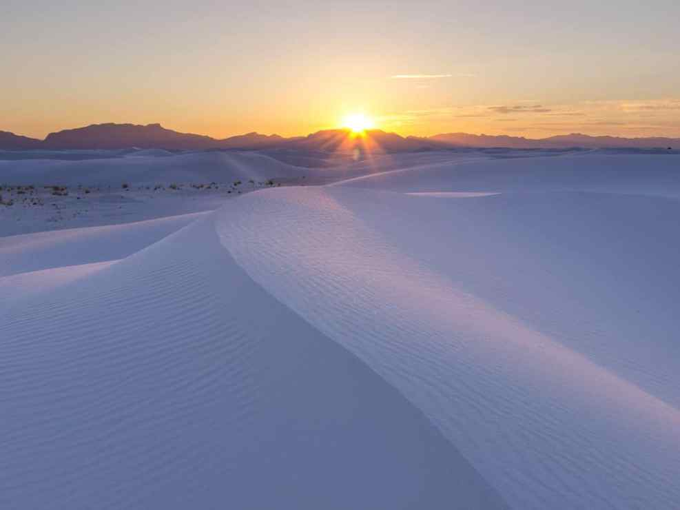 The White Sands