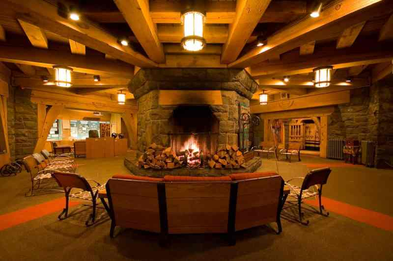 Timberline Lobby