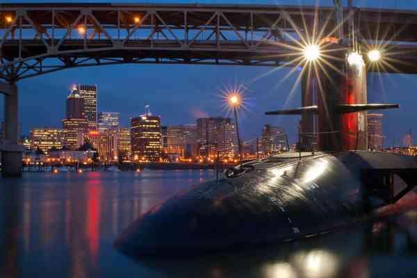 USS Blueback