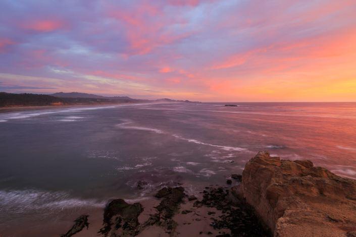 Otter Rock Sunset