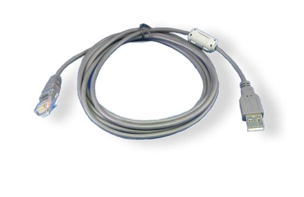 Replacement 6 Feet Rj45 To Usb Cable