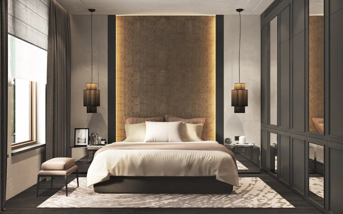 TOP 10 Amazing Contemporary Bedrooms - D.Signers on Room Decore  id=53338
