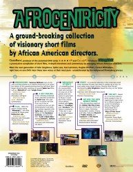 Afrocentricity DVD Sell Sheet